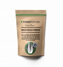 Certified Organic Australian Wheatgrass Powder