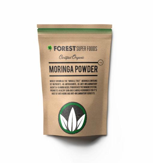 Certified Organic Moringa Leaf Powder