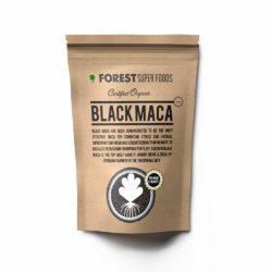 Certified Organic Black Maca