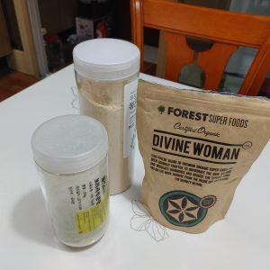 Certified Organic Divine Woman