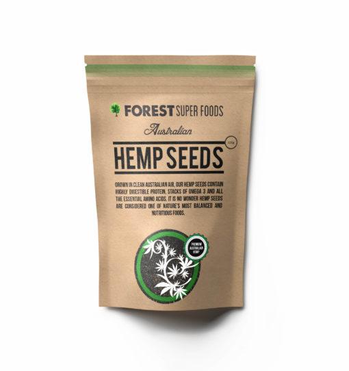 Australian Grown Hemp Seeds