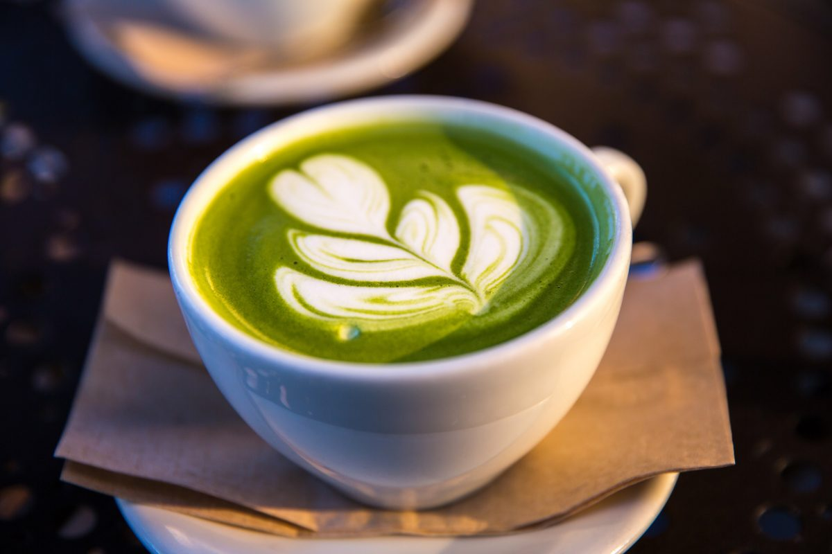 Green Latte