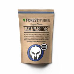 Certified Organic I Am Warrior Men's Super Food Blend