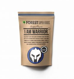 Certified Organic I Am Warrior Men's Super Food Blend