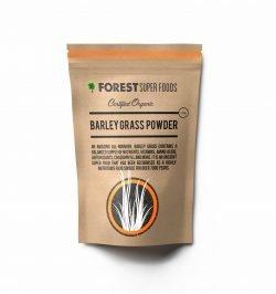 Certified Organic Australian Grown Barley Grass