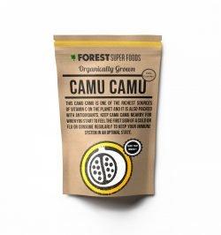 Organic Camu Camu Capsules