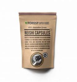 Australian Gron Reishi Mushroom Capsules